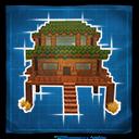 Beach Bungalow Game Icon