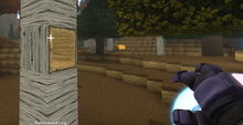 Creativerse R40 create Ashenwood Log with Plow001