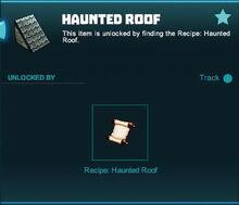 Creativerse R35 Halloween crafting unlock004