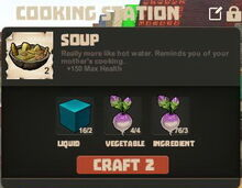 Creativerse cooking recipes R23 338