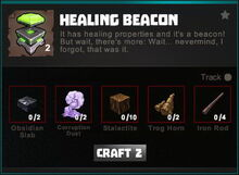 Creativerse crafting recipes R34 Machines 0102