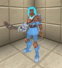 Creativerse sword holding 96