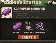 Creativerse cooking recipes R23 157