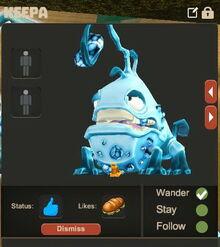 Creativerse Keepa Pet sandwich R23 5757