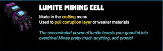 Creativerse R41,5 tooltip Lumite Mining Cell 2017-05-12 12-30-53-49