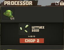 Creativerse Lettuce to Seeds200