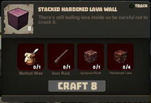 Creativerse crafting R22 September 0196