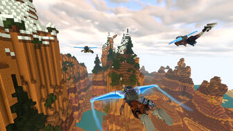 Creativerse official screenshot Gliders001