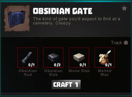 Creativerse crafting recipes R34 Furniture Windows Signs 0272