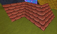 Creativerse R41,5 Roofs with inner and outer corners 58