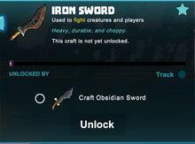 Creativerse sword unlocks R43 42