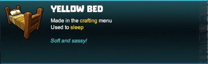 Creativerse yellow bed tooltip R38
