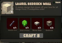 Creativerse crafting R22 September 0207