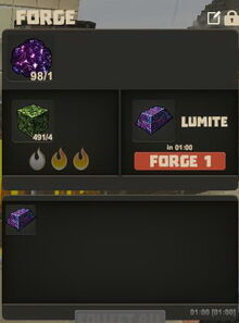 Creativerse Fuel Leaves 4x 1 min for Lumite01