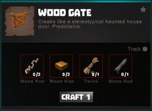 Creativerse crafting recipes R34 Furniture Windows Signs 0296