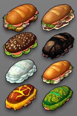 Sandwich r24