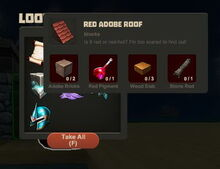 Creativerse Red Adobe Roof Thing11