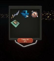 Creativerse iron treasure chest R26 10