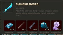 Creativerse Recipes animal-material R26 601