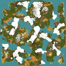 Creativerse Map Template Reference World 08