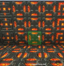 Creativerse Crossed Furnace Wall2003