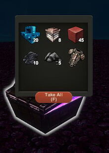 Creativerse diamond treasure chest R26 09