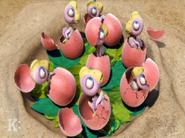 Ovaraptor hatchlings