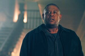 DHS Forest Whitaker in Panic Room