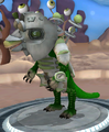 Isk Overlord Spore