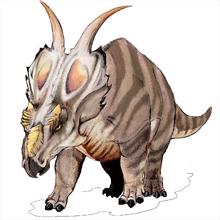 Achelousaurus dinosaur