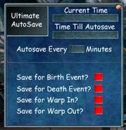 UltimateAutosave