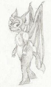 Gryph angel
