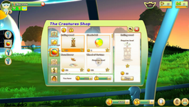 Creatures Shop