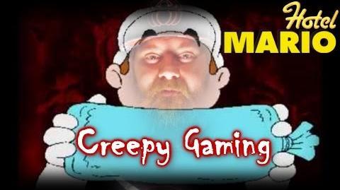 Creepy Gaming - HOTEL MARIO The 13th Hotel