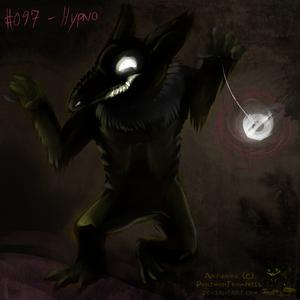 No 097 hypno by pokemonfromhell-d3i16e3