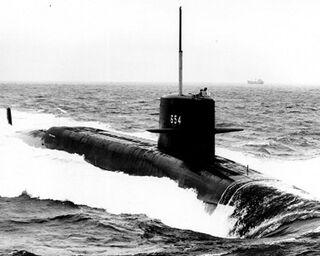 USS George C Marshall