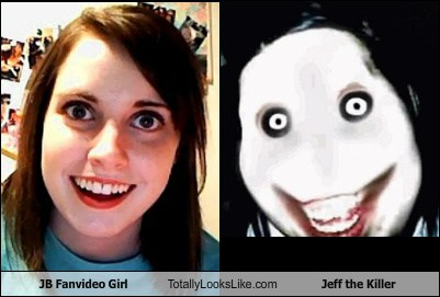 image   jb fanvideo girl totally looks like jeff the