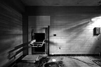Abandoned tb hospital
