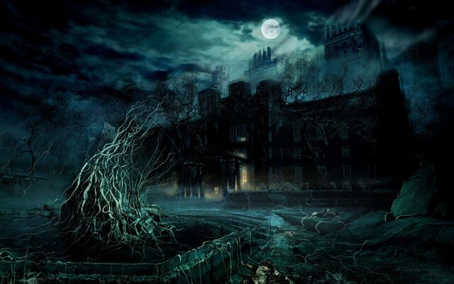 File:Alone-in-the-dark-castle-moon-dark-clouds-creative-landscape-1800x2880.jpg