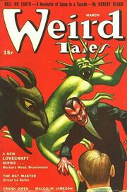 Weird Tales March 1942