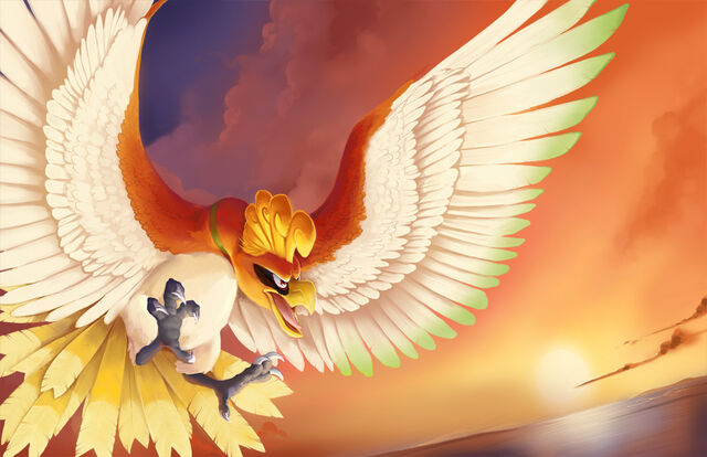 File:Sunset bird ho oh by blazegryph-d4yhr5c.jpg