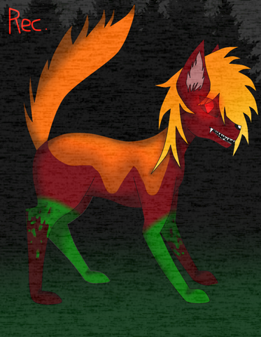 File:Mutated Wolf.png