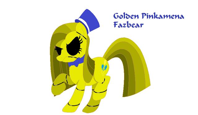 File:Golden Pinkamena Fazbear.png