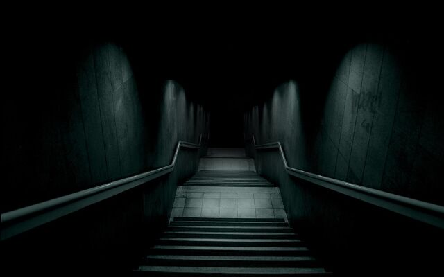File:Dark hallway widescreen hd wallpaper.jpg