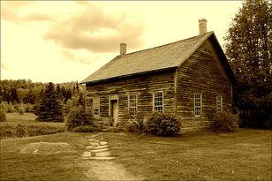 John Brown's Farmhouse