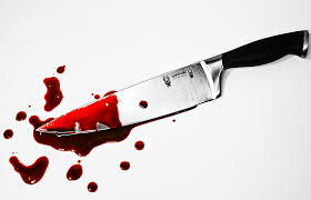 File:Bloody Kitchen Knife.jpg