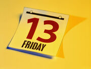 Friday the 13th O.o