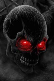 Holder of the Path Skull