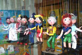 Moar puppets