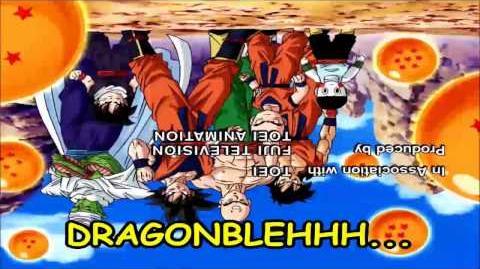 Dragonball Z Kai Opening (PARODY)